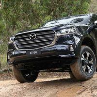 La Mazda BT-50 es una pick-up que estrena nueva generación con 188 CV y alma de Isuzu