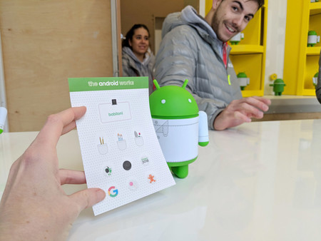 Android en el Mobile World Congress 2018