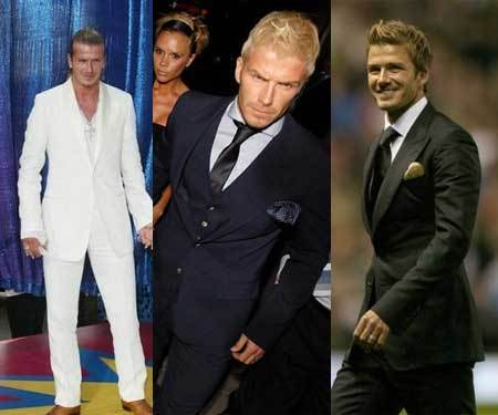 El estilo de David Beckham
