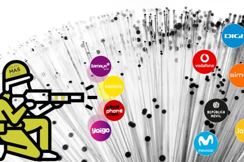 El Grupo MásMóvil se rearma: comparativa con O2, Lowi, Amena, Digi, Orange, Vodafone y Movistar