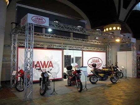 Jawa stand