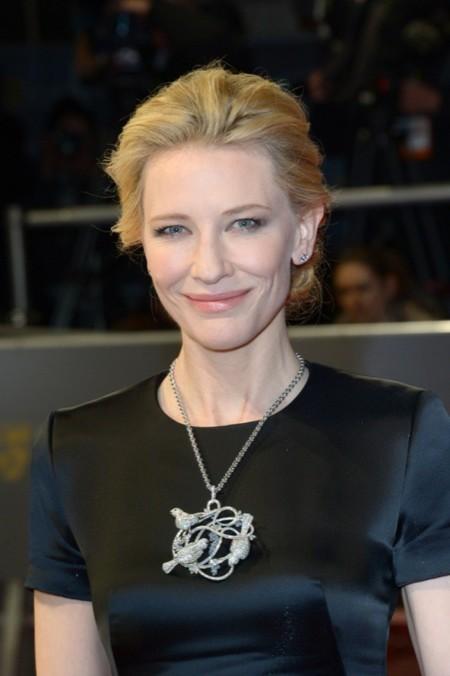 Cate Blanchett apuesta por McQueen para los BAFTA 2014