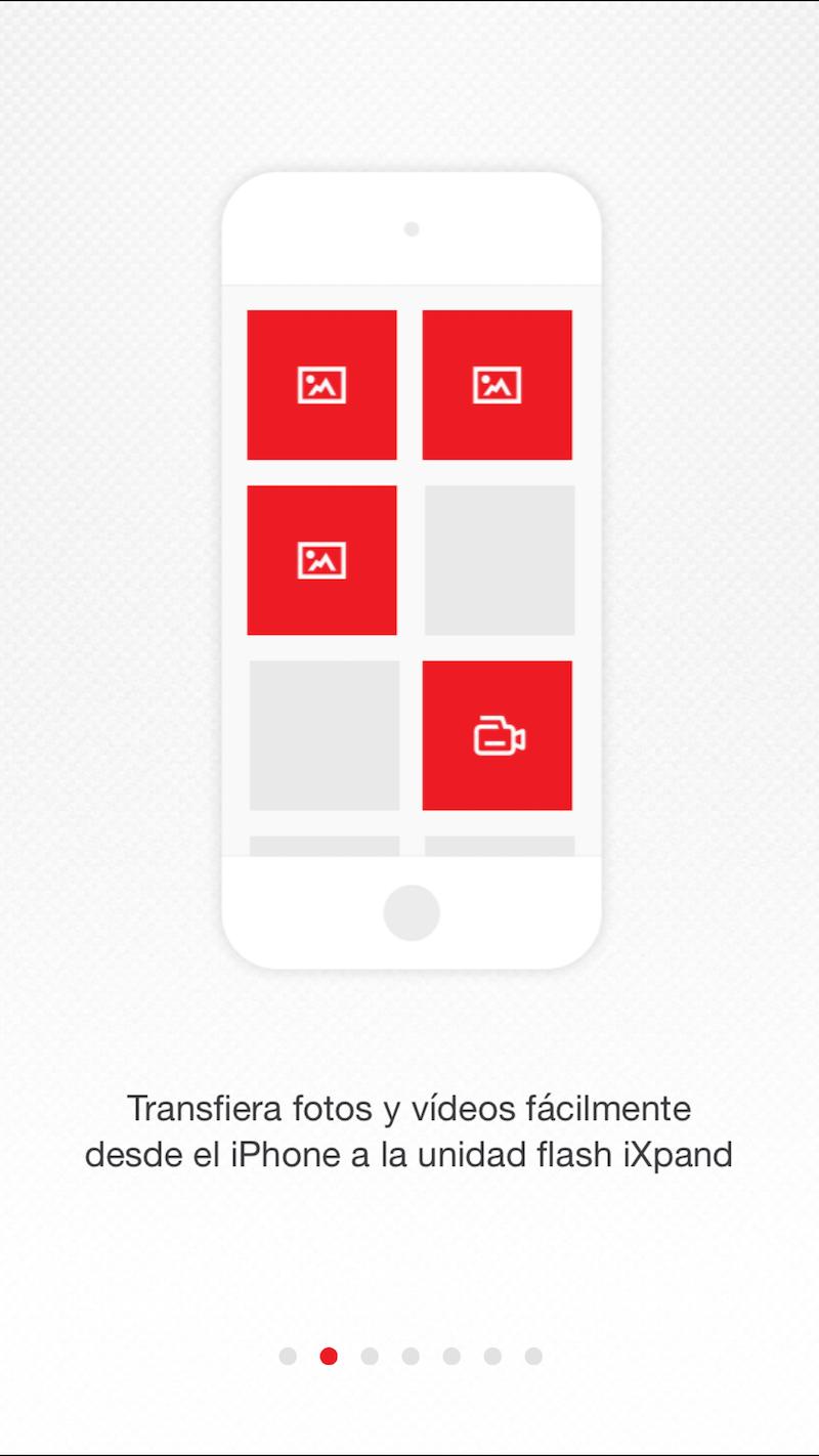 Foto de Así es la aplicación de SanDisk iXpand (2/21)