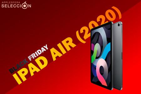Black Friday 2020: el iPad Air (2020) está rebajadísimo en eBay a 559,99 euros, 100 euros más barato que en la Apple Store