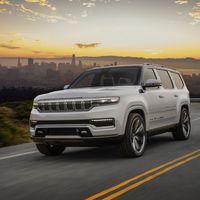 El Jeep Wagoneer Concept adelanta el regreso de un legendario SUV para plantar cara a Escalade