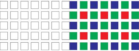 Pixeles Con Y Sin Filtro