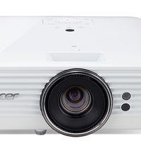 Acer pone a la venta el H7850, su nuevo proyector DLP con resolución 4K y precio asequible