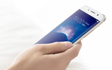 Vivo Xplay6, las pantallas curvas se abren camino en China