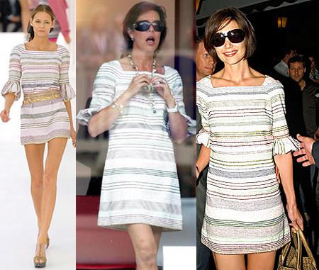 Cuarto minivestido de Chanel: Carolina de Mónaco vs. Katie Holmes