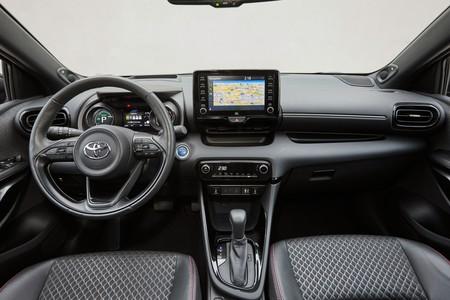 Toyota Yaris Interior 1