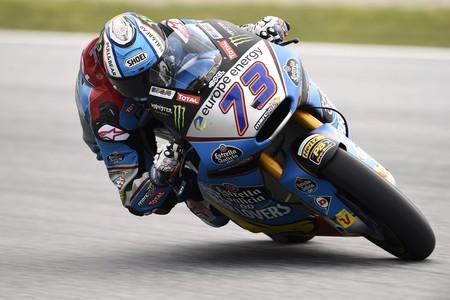 Alex Marquez Moto2 Motogp Tailandia 2018