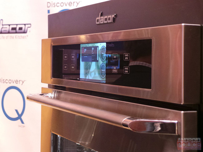 Horno Dacor Android