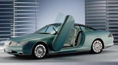 Mercedes Clase CL 2028
