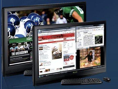 Allio Lite, una televisión con ordenador integrado