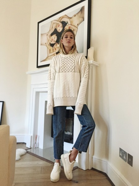 Clonados y pillados: las zapatillas que no eran Céline, solo una inspiración de Zara