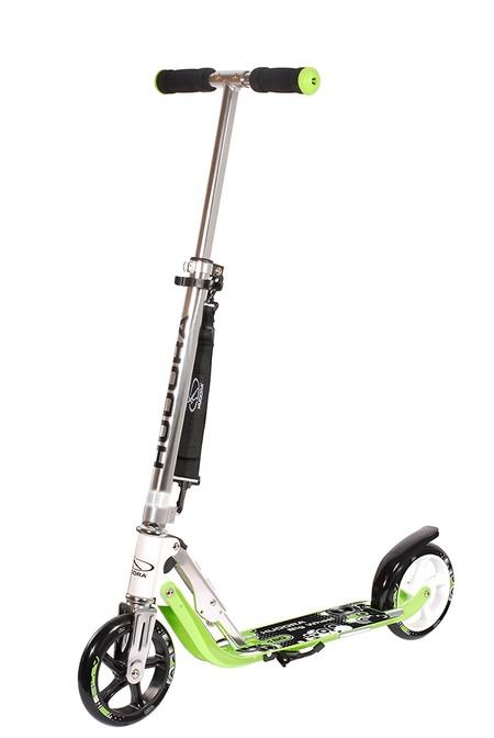 """Amazon rebaja el patinete Hudora Big Wheel 180 7"""" en verde a sólo 62,89 euros con envío gratuito"""