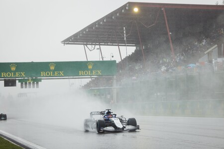 Russell Belgica F1 2021