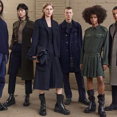 Rompiendo filas (y corazones): la última colección SRPLS de Zara va enamorar a todas las fans del estilo militar