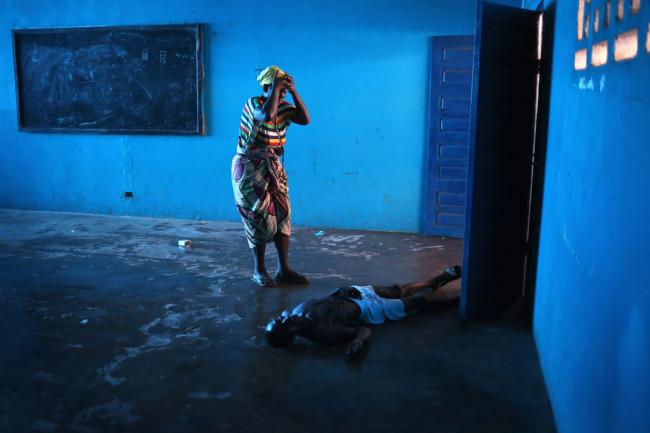 John Moore Crisis Del Ebola Sony World Photography Awards 4