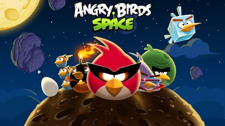 Los pajarracos cabreados llegan a Steam con 'Angry Birds Space'