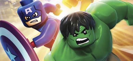 Un vistazo a 'Lego Marvel Super Heroes'