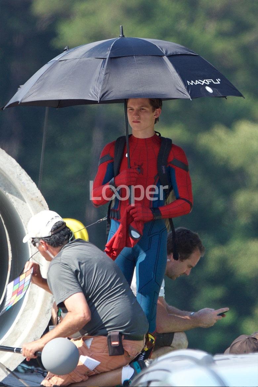 'Spider-Man: Homecoming', primeras imágenes del rodaje