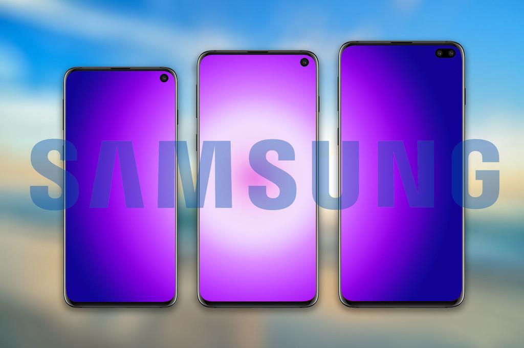Samsung Galaxy S10E, S10, S10+ y Galaxy F: todo lo que creemos saber de lo nuevo de Samsung para el MWC