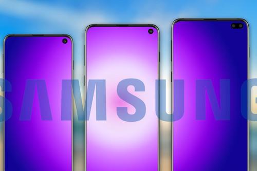Samsung Galaxy S10, S10+, S10E y Galaxy F: todo lo que creemos saber de lo nuevo de Samsung para el MWC
