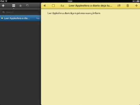 Just Type, cuando la aplicación Notas de iOS no es suficiente