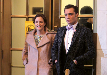 Moda & Series de televisión: Mr. Chuck Bass