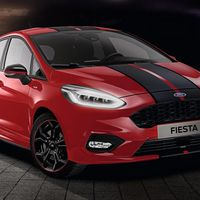 Más color para el Ford Fiesta ST-Line, con estas versiones Red Edition y Black Edition