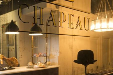 Chapeau, el nuevo restaurante en Barcelona que te dejará con muy buen sabor de boca