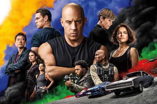 Estrenos de cine: la delirante acción de 'Fast & Furious 9' llega para arrasar la taquilla, encabezada con autoridad por 'Operación Camarón'