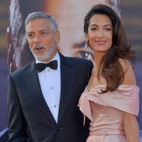 George y Amal Clooney donan 100.000 dólares para defender los derechos de los niños inmigrantes