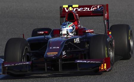 Vittorio Ghirelli, segundo piloto de Venezuela GP Lazarus en la GP2 a partir de este fin de semana