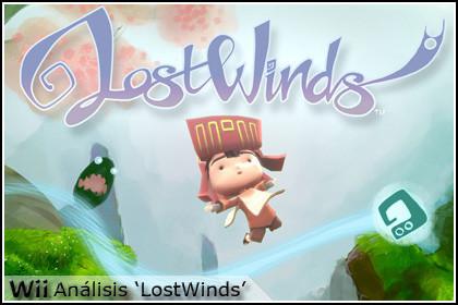 Análisis de 'LostWinds' (WiiWare)
