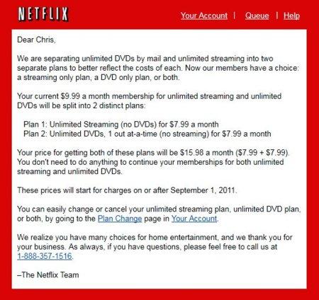 Netflix cambia inesperadamente sus precios en Estados Unidos