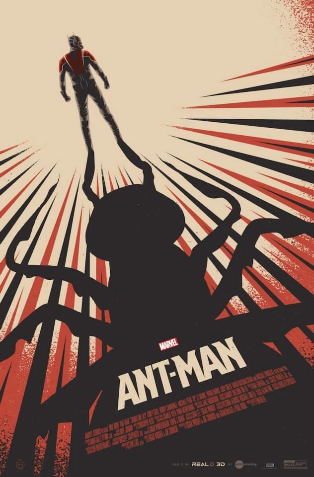 Ant Man Fan Made