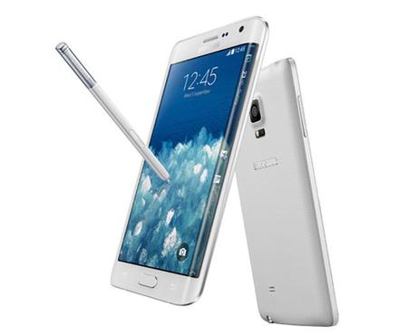 Galaxy Note Edge, la sorpresa que Samsung tenía preparado para el IFA 2014