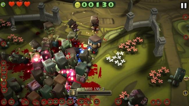 minigore 2 zombies juego