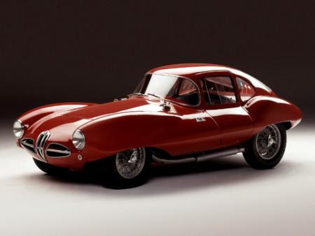 alfa romeo disco volante 1953