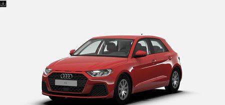 El nuevo Audi A1 básico puede llegar a ser muy básico, sin radio, sin LED y con rines de acero