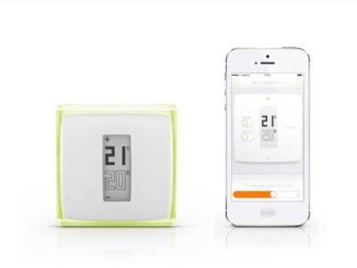 Netatmo amplia las funciones de su termostato inteligente y le pone la guinda integrando IFTTT