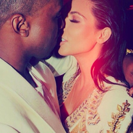 Kim Kardashian y Kanye West ya pueden elegir color: ¡esperan una niña!