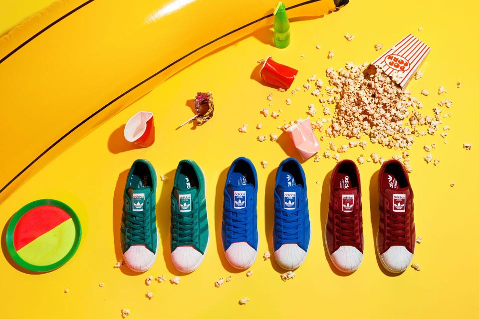 Foto de adidas Originals Superstar Festival Canvas Pack (2/6)