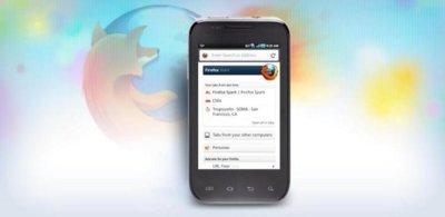 Disponible la actualización a Firefox 6 para Android con un pequeño lavado de cara