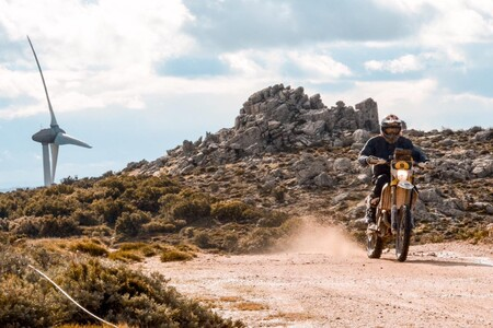 De ganar en MotoGP a preparar el Dakar: Danilo Petrucci se estrena con victoria parcial en el Rally Sandalion