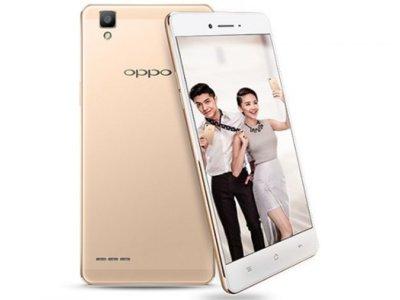 Oppo F1, así es el nuevo 'selfie-phone' de gama media de Oppo