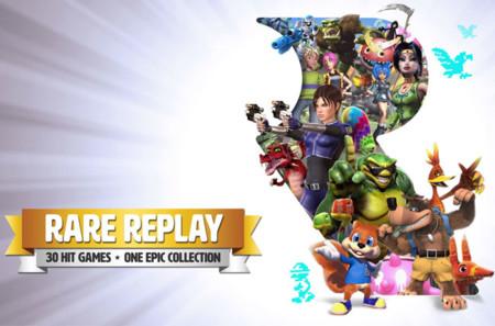Microsoft revela el tamaño de la instalación de Rare Replay en Xbox One