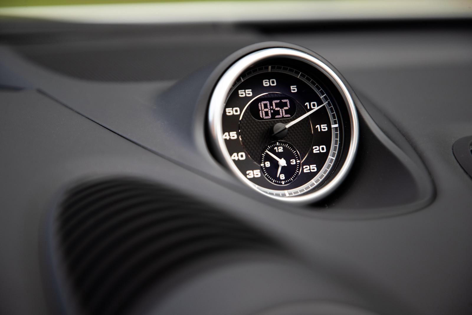 Foto de Porsche 718 Spyder (prueba contacto) (85/296)